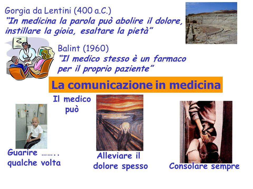La comunicazione in medicina