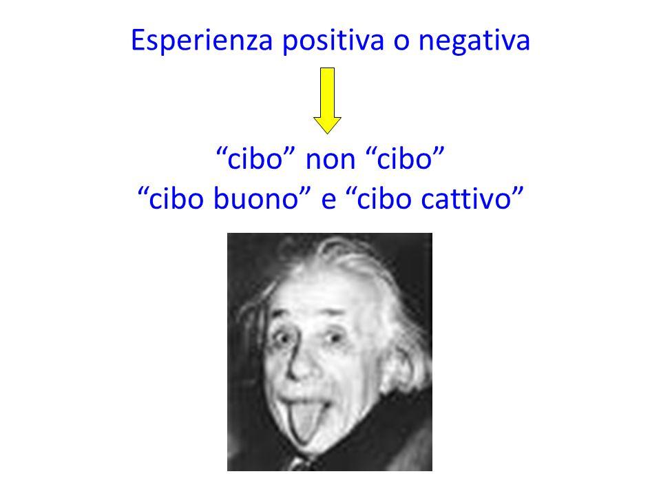 Esperienza positiva o negativa