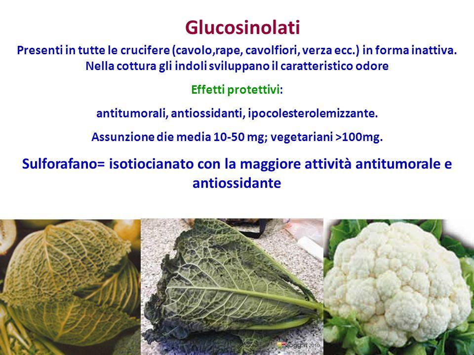 Glucosinolati