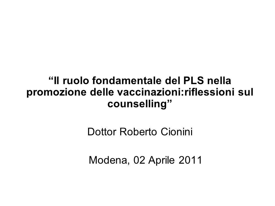 Dottor Roberto Cionini
