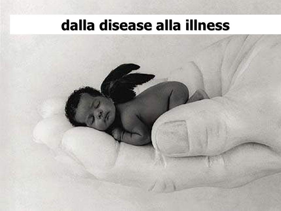 dalla disease alla illness