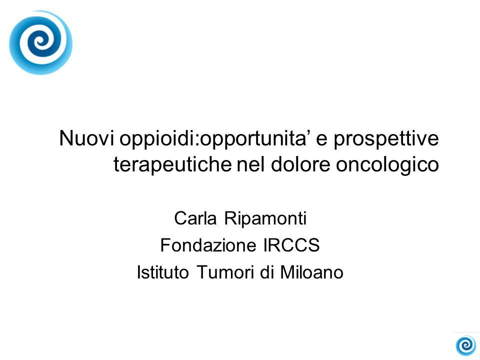 Carla Ripamonti Fondazione IRCCS Istituto Tumori di Miloano
