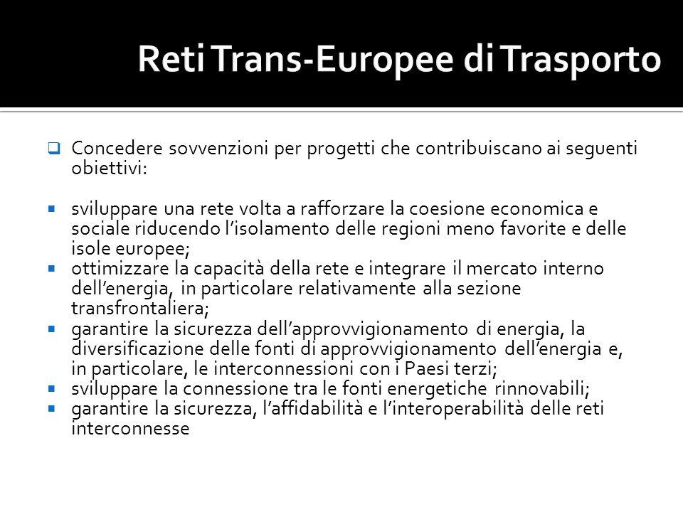 Reti Trans-Europee di Trasporto