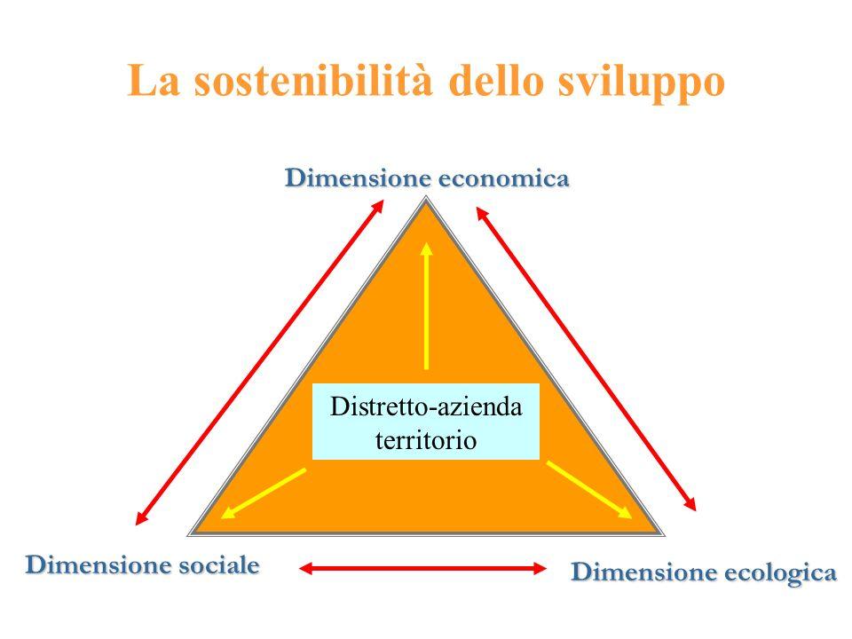 La sostenibilità dello sviluppo