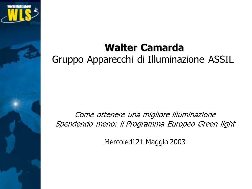 Gruppo Apparecchi di Illuminazione ASSIL