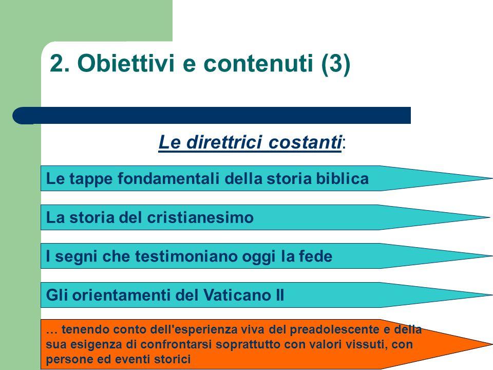 2. Obiettivi e contenuti (3)