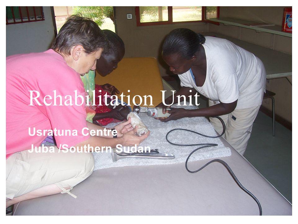 Usratuna Centre Juba /Southern Sudan