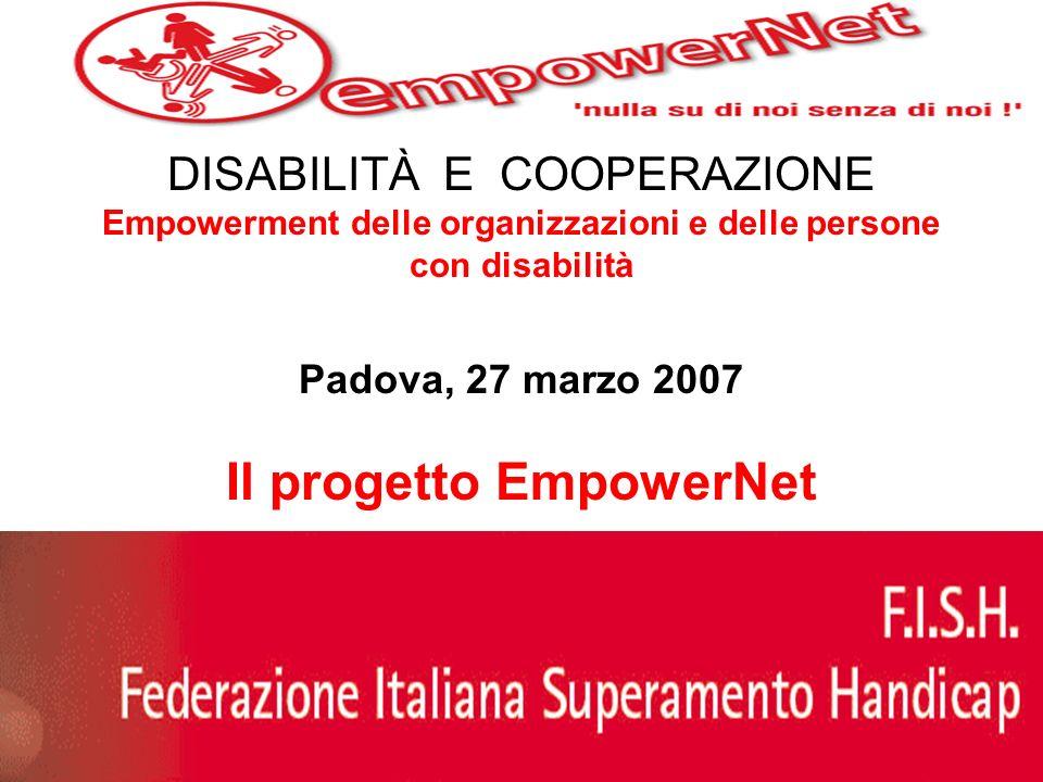 Il progetto EmpowerNet