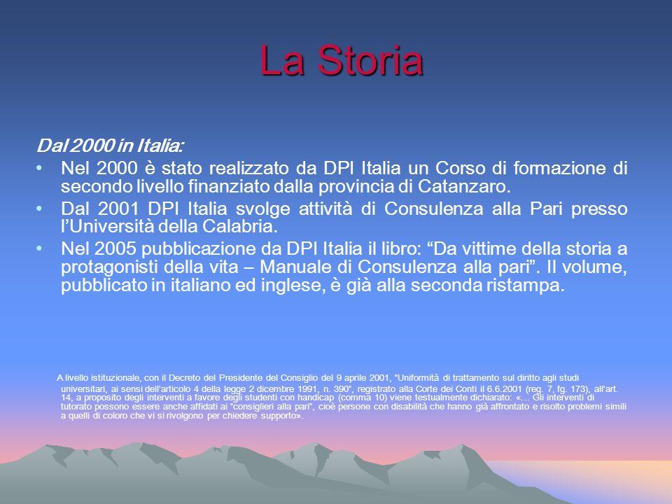 La Storia Dal 2000 in Italia: