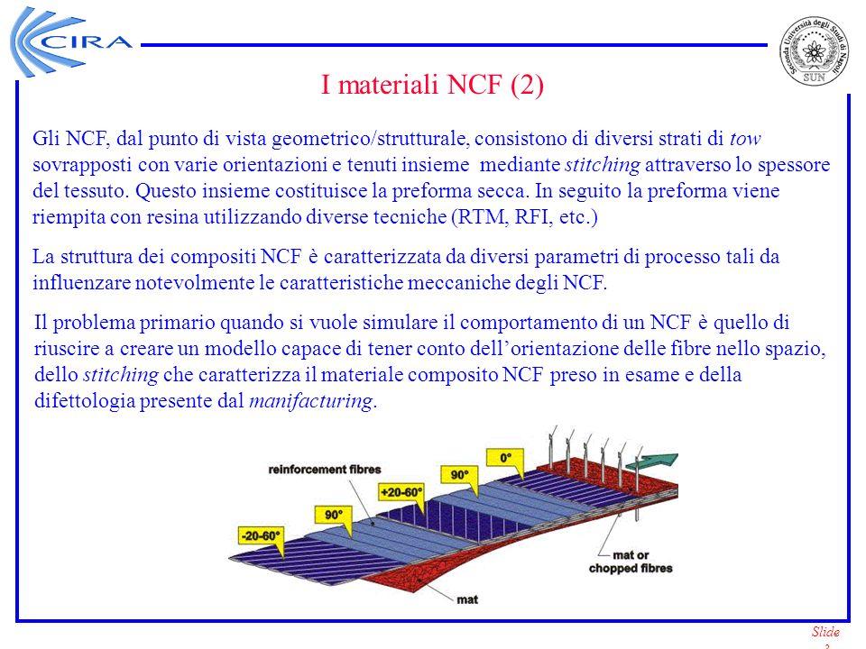 I materiali NCF (2)