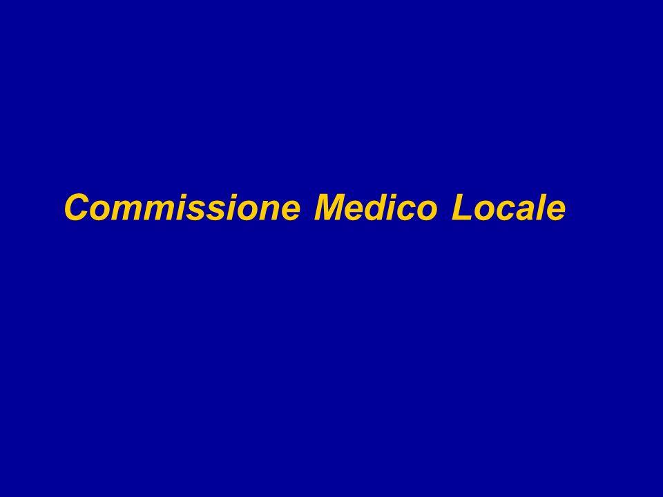 Commissione Medico Locale