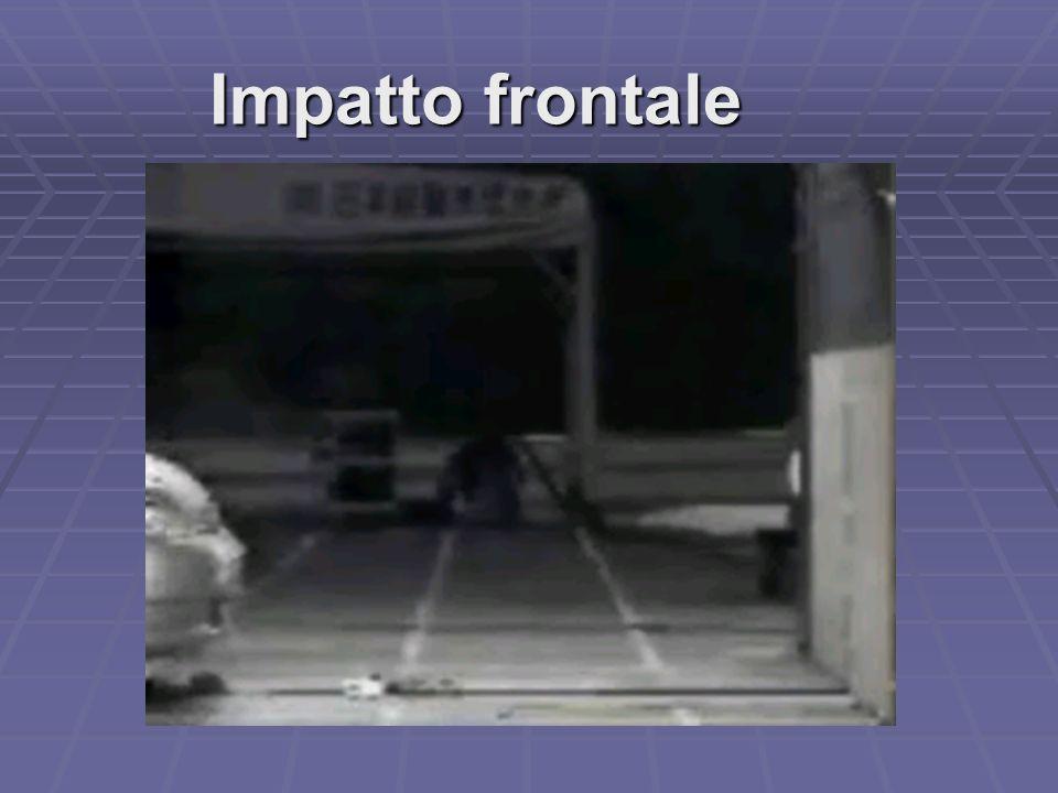Impatto frontale