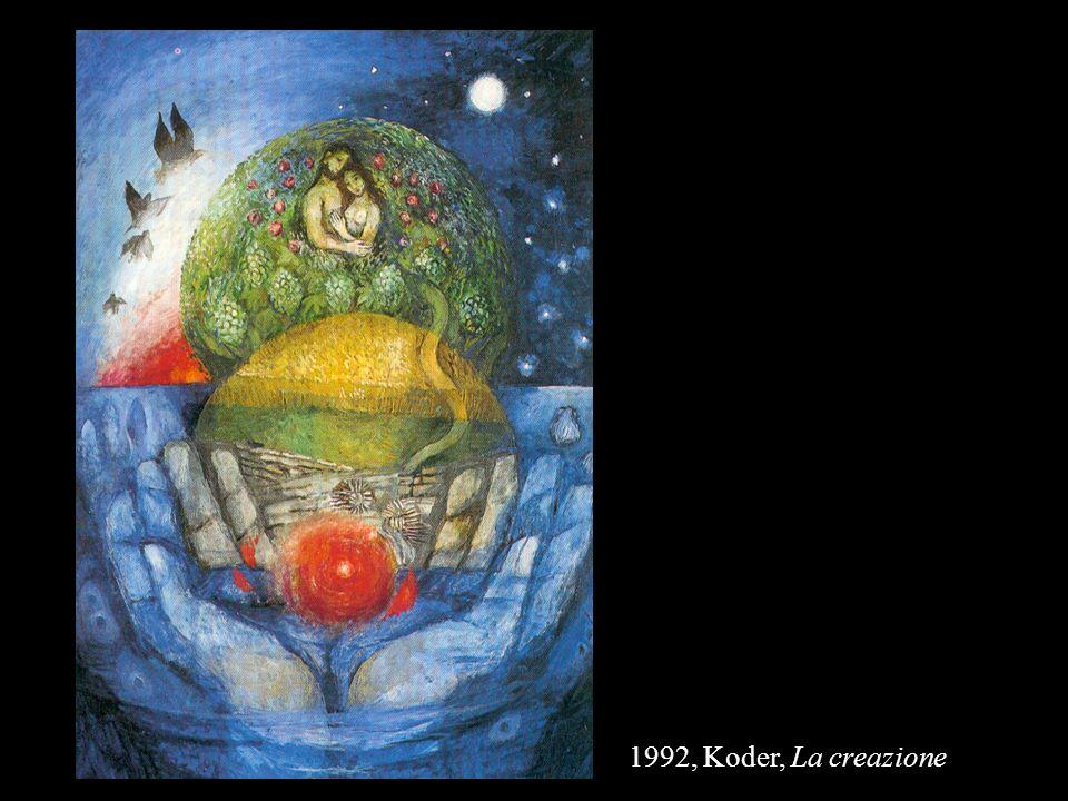 1992, Koder, La creazione