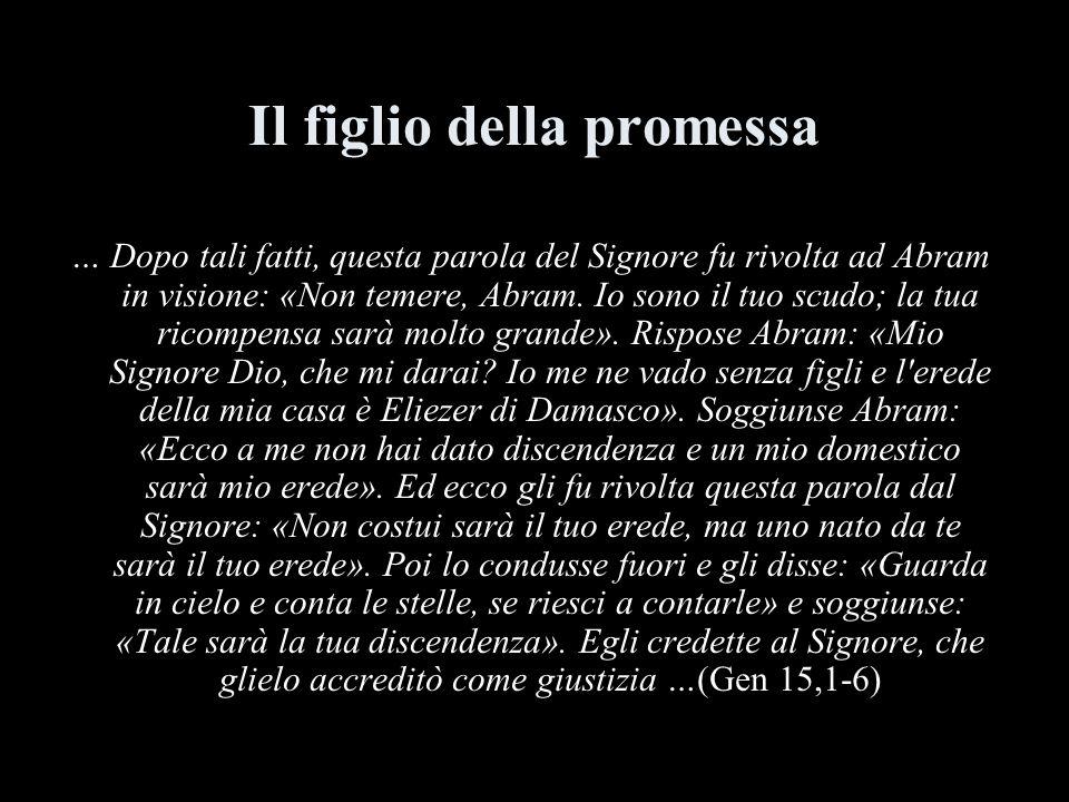 Il figlio della promessa