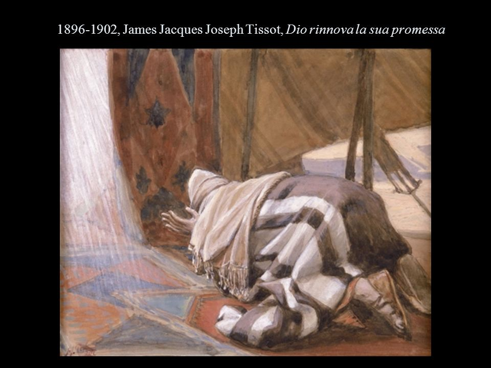 1896-1902, James Jacques Joseph Tissot, Dio rinnova la sua promessa