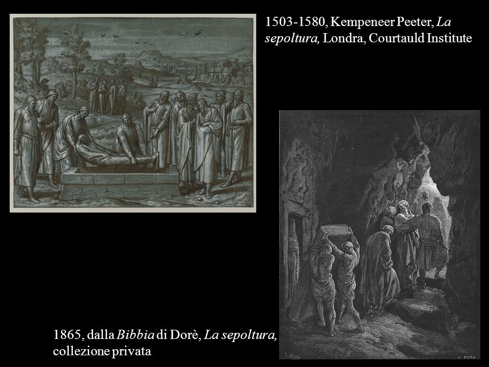 1503-1580, Kempeneer Peeter, La sepoltura, Londra, Courtauld Institute
