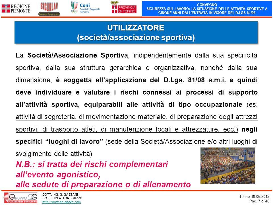 (società/associazione sportiva)