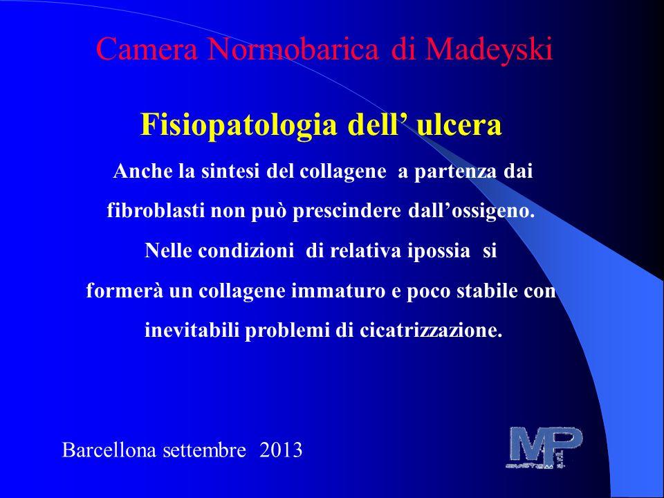 Fisiopatologia dell' ulcera