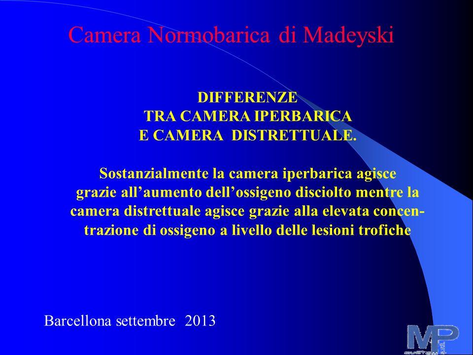 Camera Normobarica di Madeyski