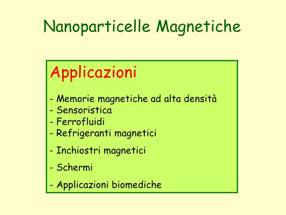 Nanoparticelle Magnetiche