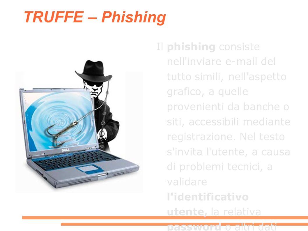 TRUFFE – Phishing