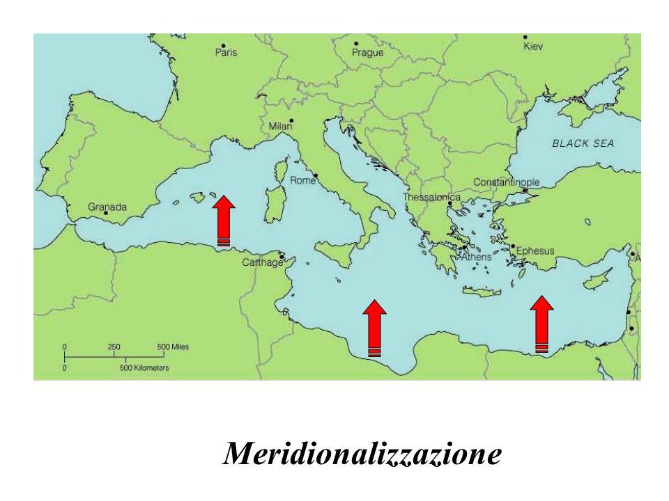 Meridionalizzazione