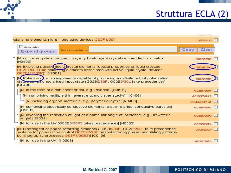 Struttura ECLA (2)