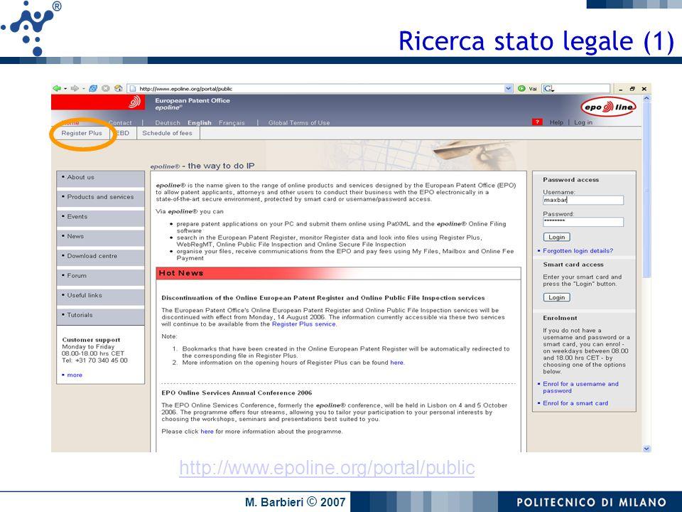 Ricerca stato legale (1)