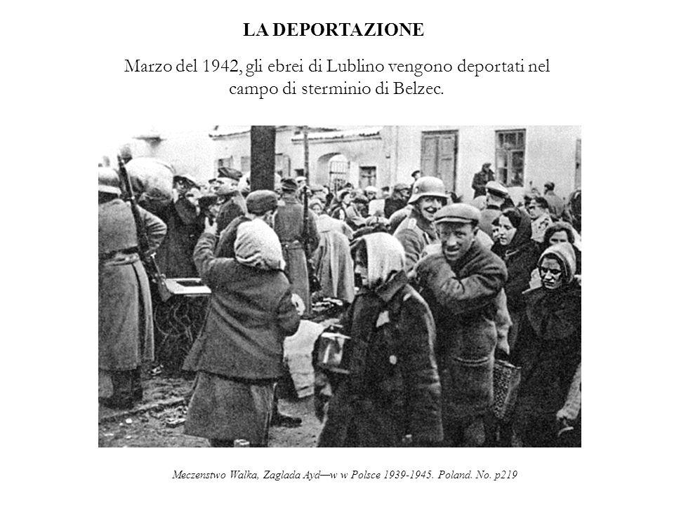 Meczenstwo Walka, Zaglada Ayd—w w Polsce 1939-1945. Poland. No. p219