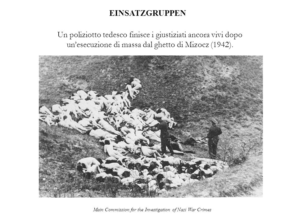 Main Commission for the Investigation of Nazi War Crimes