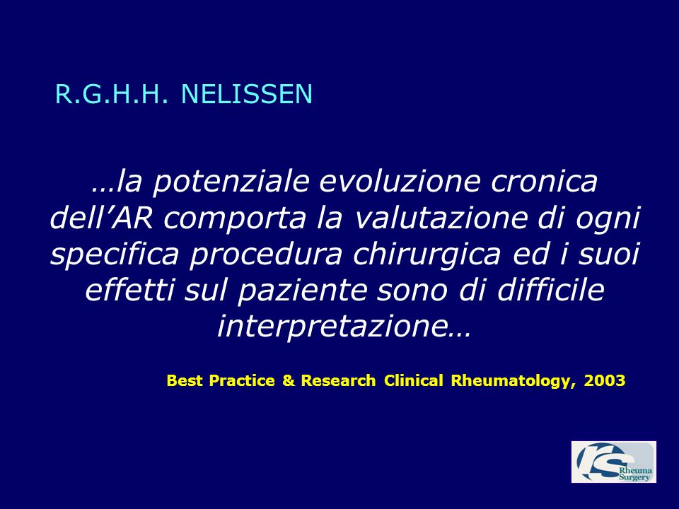 Best Practice & Research Clinical Rheumatology, 2003