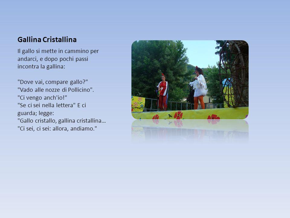 Gallina Cristallina