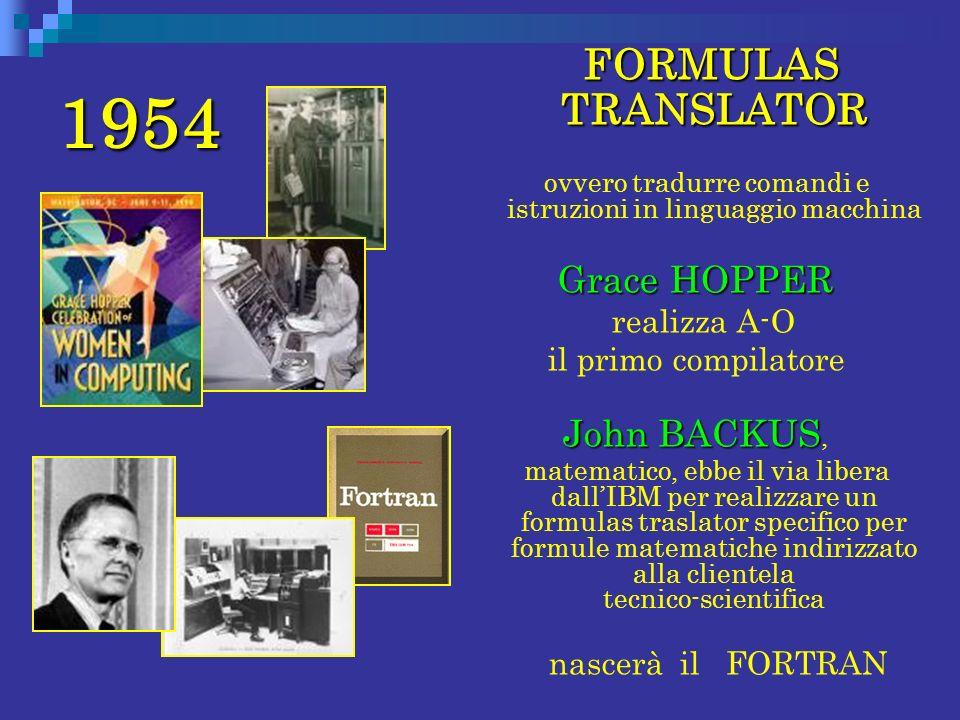 ovvero tradurre comandi e istruzioni in linguaggio macchina