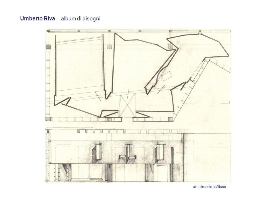 Umberto Riva – album di disegni