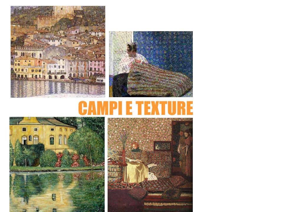 Gustav Klimt Edouard Vuillard CAMPI E TEXTURE