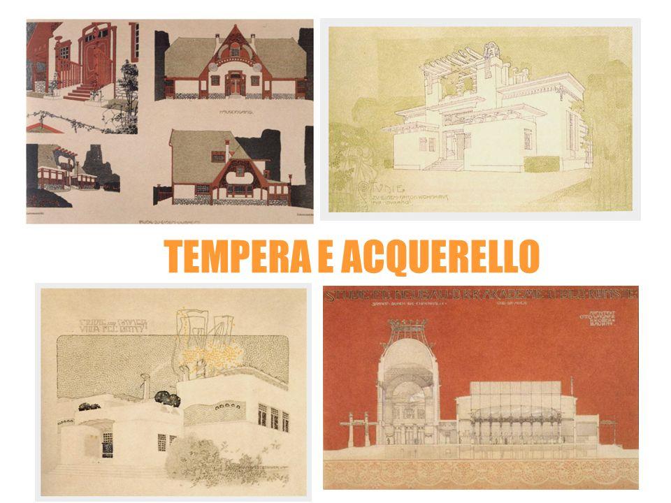 Wagner Schule TEMPERA E ACQUERELLO