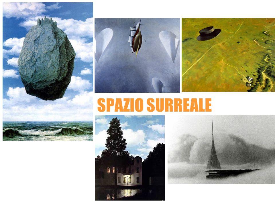 Julio Larraz Renè Magritte SPAZIO SURREALE