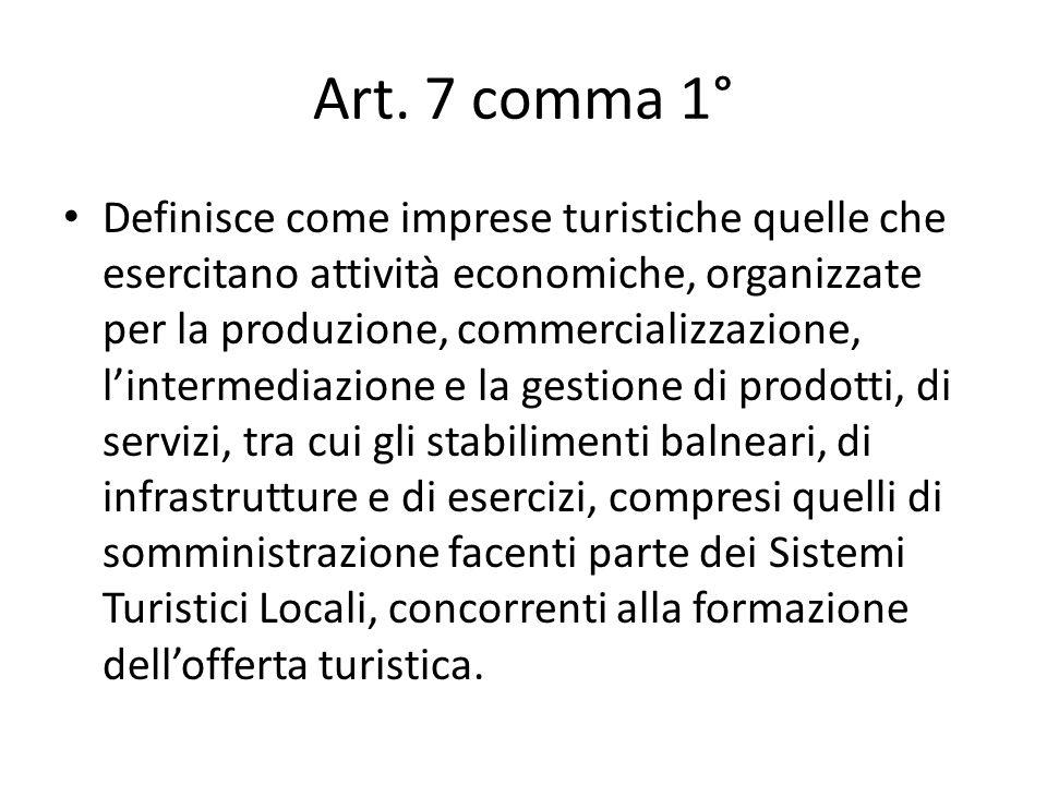 Art. 7 comma 1°
