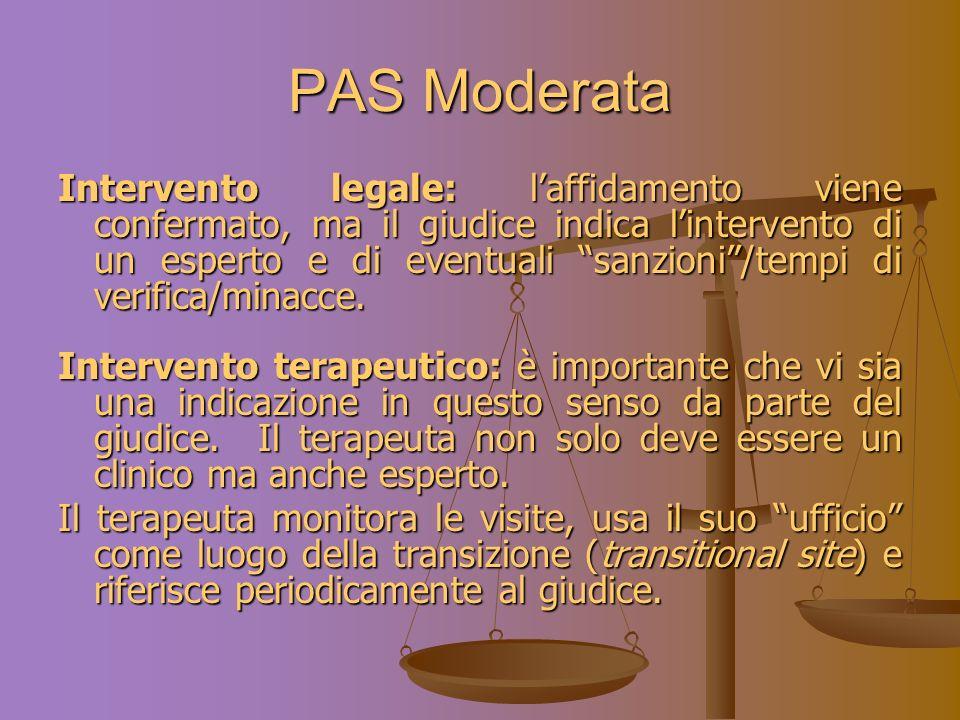 PAS Moderata