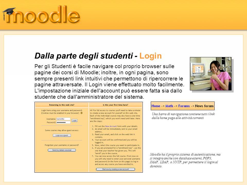 Dalla parte degli studenti - Login
