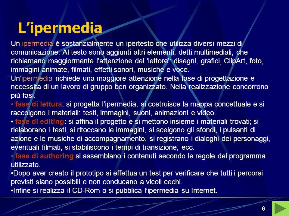 L'ipermedia