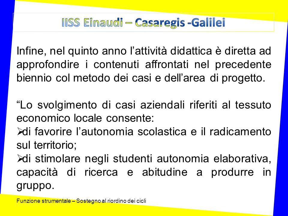 IISS Einaudi – Casaregis -Galilei