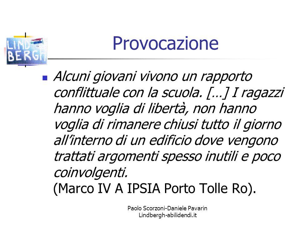 Paolo Scorzoni-Daniele Pavarin Lindbergh-abilidendi.it