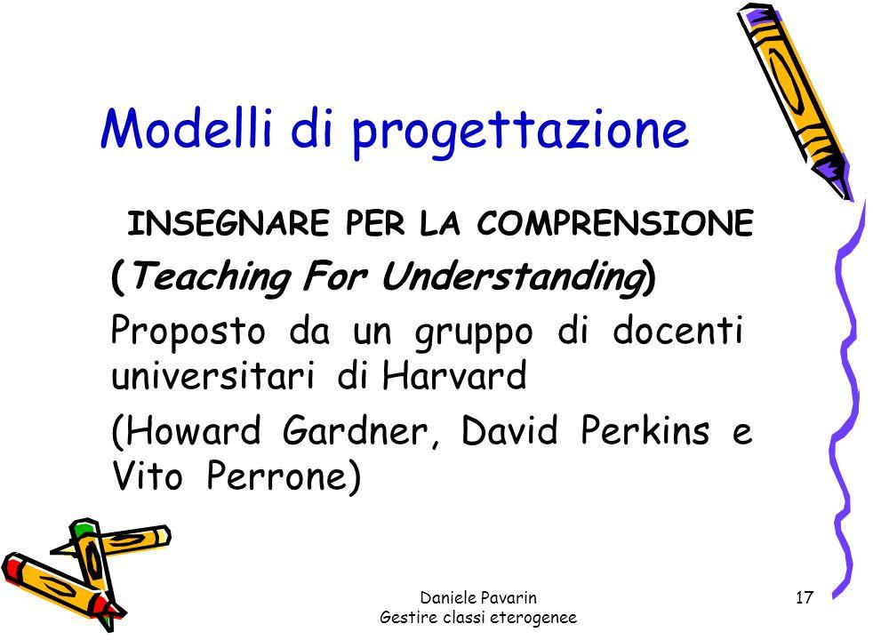 Modelli di progettazione