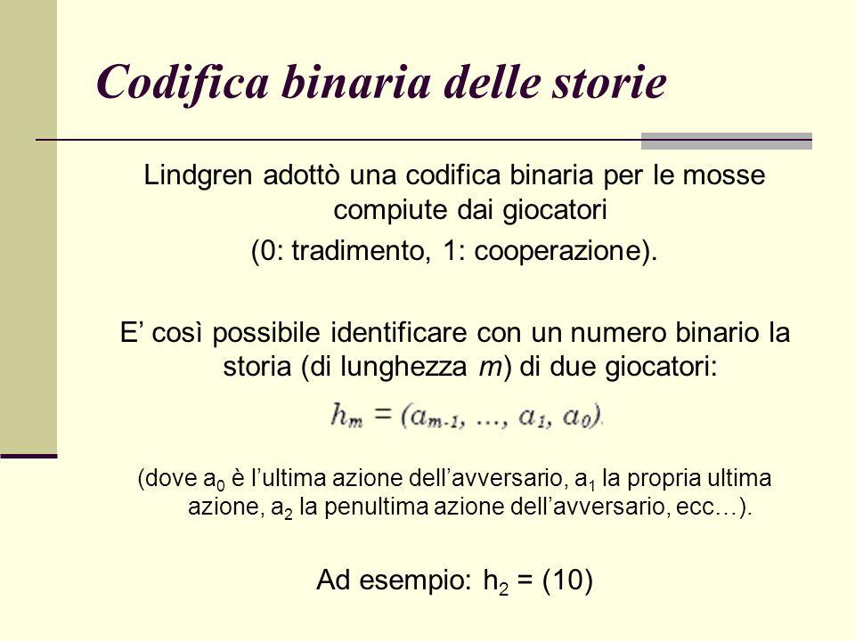 Codifica binaria delle storie