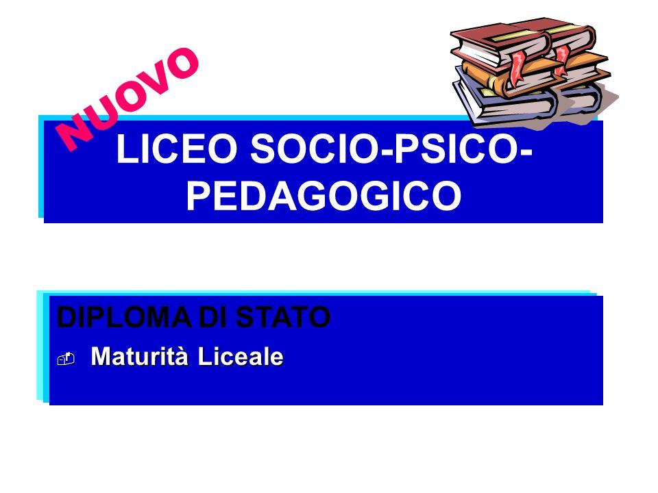 LICEO SOCIO-PSICO-PEDAGOGICO