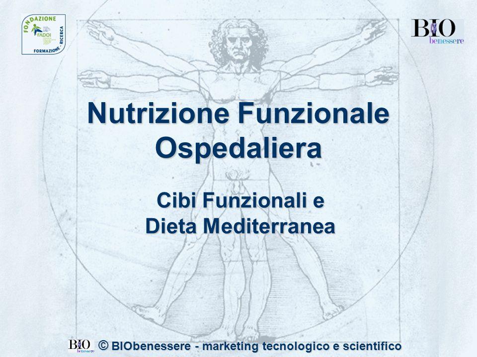 Nutrizione Funzionale Ospedaliera
