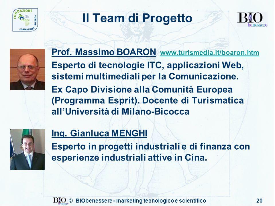 © BIObenessere - marketing tecnologico e scientifico