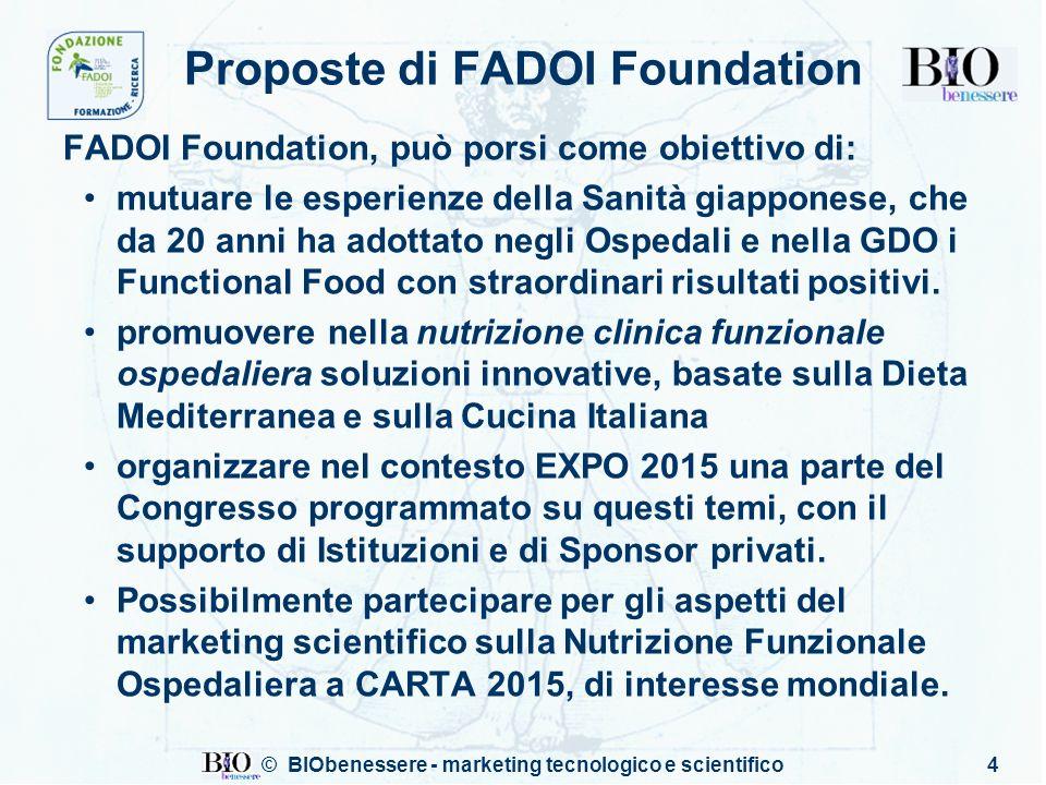 Proposte di FADOI Foundation