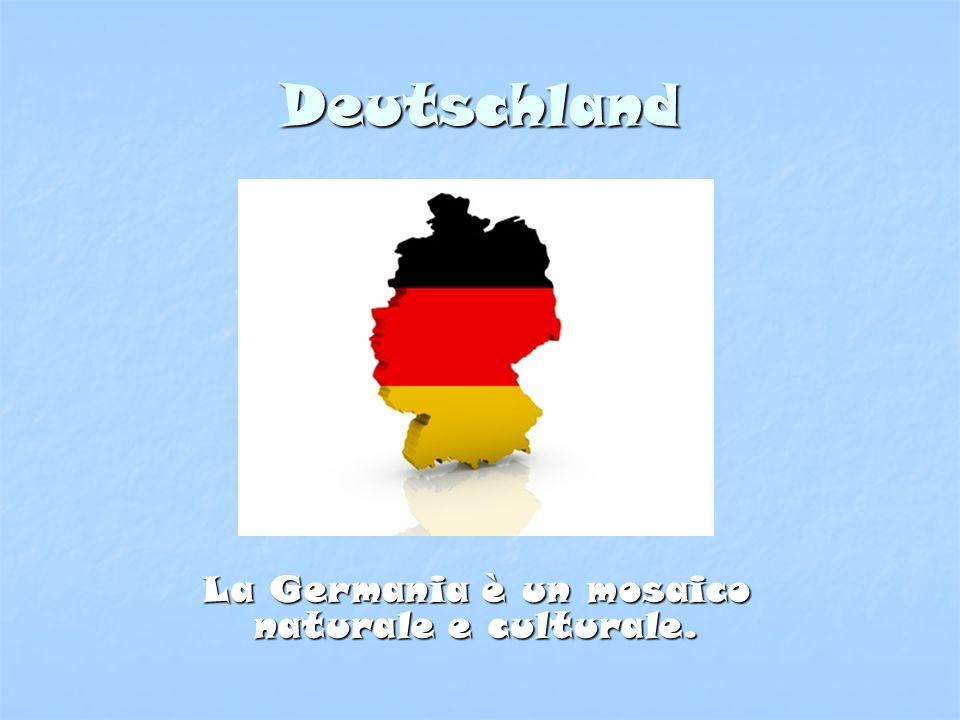 La Germania è un mosaico naturale e culturale.